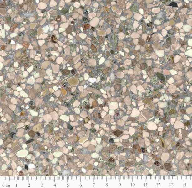 Eurogolv cementmosaik konstbetong fogplatt terrazzo agglo baghin ecostone agglobaghin® venezia DUCALE EV 2035