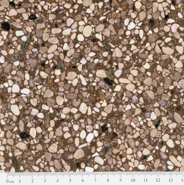 Eurogolv cementmosaik konstbetong fogplatt terrazzo agglo baghin ecostone agglobaghin® venezia TORCELLO EV 2080