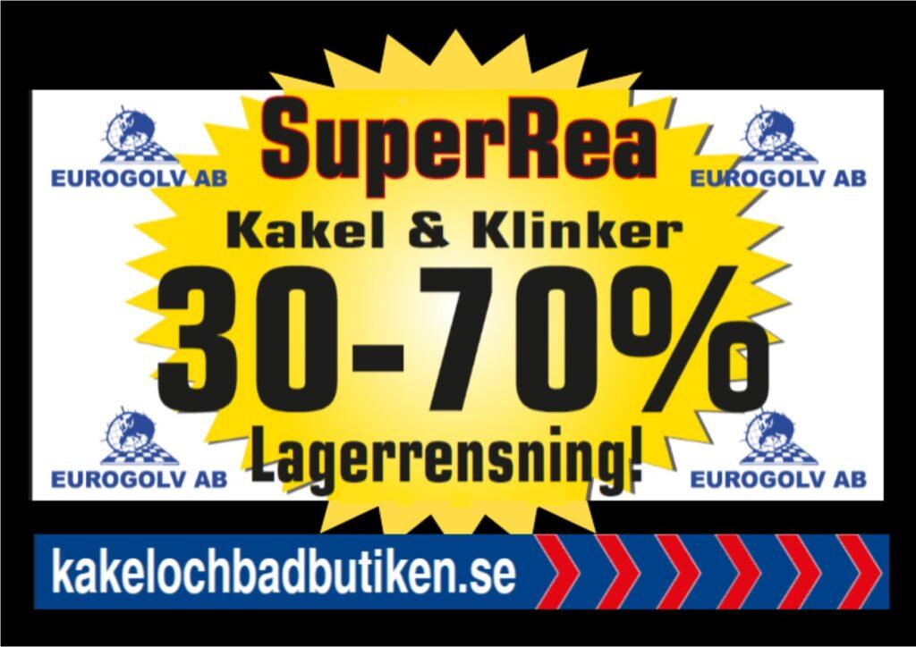 Höst-Rea 2019 Kakel och klinker Eurogolv Kakel och Badbutiken